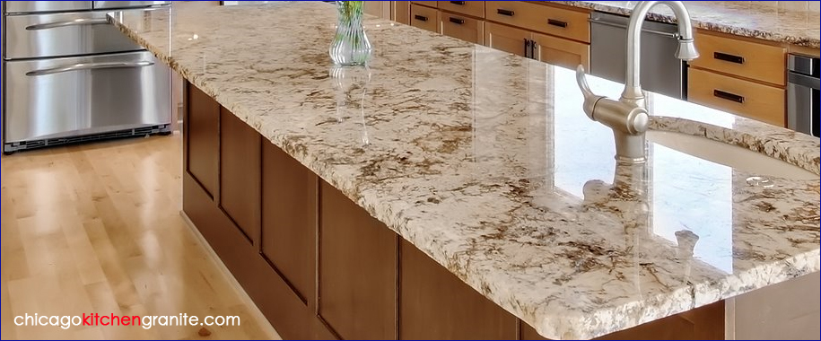 Chicago Kitchen Granite Countertops